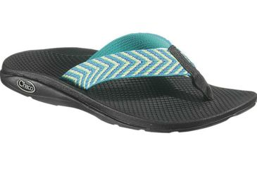 04abdb94f46c Chaco Flip Ecotread Sandal - Womens-Medium-5 US-Fiesta Blue