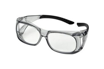 Champion Traps and Targets 40633 Over Spec Ballistic Glasses Clear