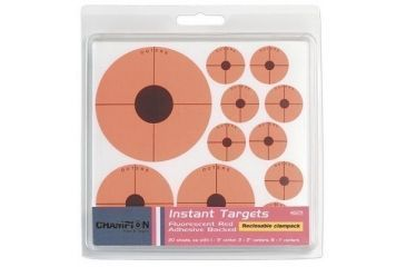 Champion Targets 20 Pack 45771