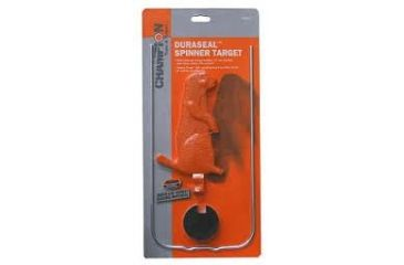 Champion Traps and Targets Single 7 Varmint-orange