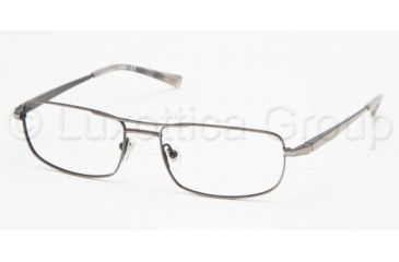 Chaps CP 2038 Eyeglasses Styles Gunmetal Frame w/Non-Rx 54 mm Diameter Lenses, 103-5416