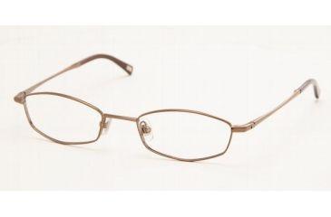 Chaps CP2019-126-4819 Eyeglasses with No Line Progressive Rx Prescription Lenses 48 mm Lens Diameter / Plum Frame