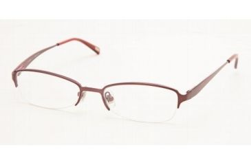 Chaps CP2025-127-5017 Rx Prescription Eyeglasses 50 mm Lens Diameter / Wine Frame