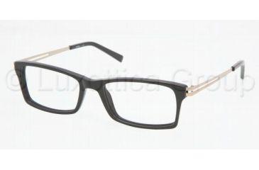 ce80f8946ae Chaps ACETATE MAN OPTICAL FRAME CP3043 Bifocal Prescription Eyeglasses  501-5117 - Black