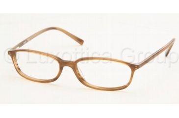 Chaps CP3001 Eyeglasses Frames 543-5115 - Light Brown Horn