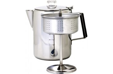 Chinook Coffee Percolator, 12 cup 54380
