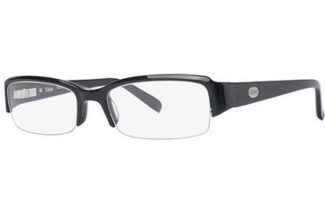 Chloe CL1143 Bifocal Prescription Eyeglasses - Frame Black, Size 52/17mm CL114301