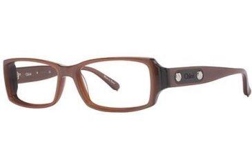 Chloe CL1164 Eyeglass Frames - Frame Brown, Size 53/14mm CL116402