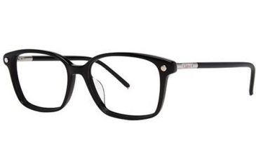 Chloe CL1218 Single Vision Prescription Eyeglasses - Frame Black CL121801