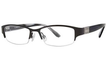 Chloe CL1223 Progressive Prescription Eyeglasses - Frame Black CL122301