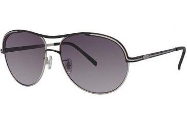 Chloe CL2245 Sunglasses - Frame Black, Lens Color Gradient Grey CL224501