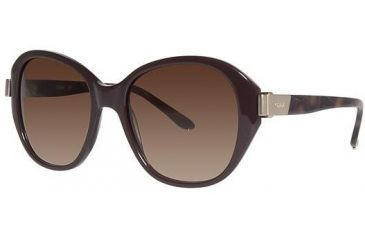 Chloe CL2261 Sunglasses - Frame Chocolate CL226102