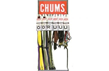 Chums Small Bucket Slatwall Display BUCKET SM