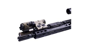 12-Cloud Defensive Rail System Optimized for Cloud Defensive Flashlight Kits