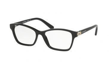 b3f52ffa56 Coach HC6091B Bifocal Prescription Eyeglasses 5002-53 - Black Frame