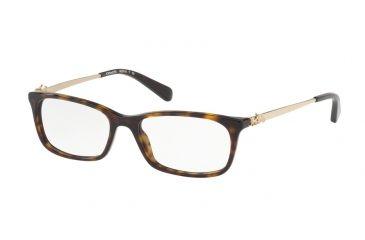 a86e4d0074 Coach HC6110F Eyeglass Frames 5485-54 - Dark Tortoise Frame