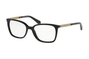 f93fc8e499f7 Coach HC6122 Eyeglass Frames 5002-52 - Black Frame