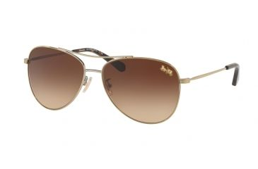 a603d114cb2 Coach L1013 HC7079 Bifocal Prescription Sunglasses HC7079-932213-58 - Lens  Diameter 58 mm