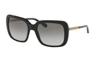 9883626fc10 Coach L1026 HC8237 Sunglasses 500211-57 - Black Frame
