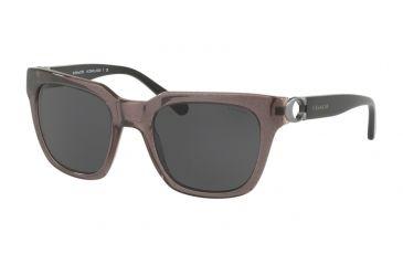 4bf8a3ff0e56 Coach L1028 HC8240 Prescription Sunglasses HC8240-544787-52 - Lens Diameter  52 mm,