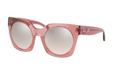 a2a48c7656 Coach L1047 HC8250 Prescription Sunglasses HC8250-55278Z-51 - Lens Diameter  51 mm