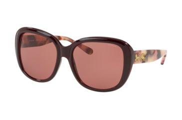db54bb0c49 Coach L1634 HC8207 Single Vision Prescription Sunglasses HC8207-550975-57 -  Lens Diameter 57