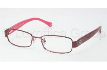 30fa64d85c75f Coach TARYN HC5001 Eyeglass Frames 9022-5216 - Burgundy