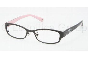 Coach WILLOW HC5007 Bifocal Prescription Eyeglasses 9044-5016 - Satin Black