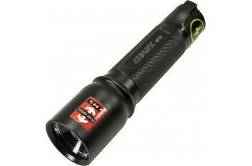 Coast HP7R Rechargeable Focusing LED Flashlight, Black 19221