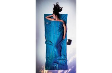 Cocoon Cotton Travelsheet, White 316122