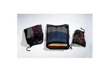 Cocoon Mesh Bag Set Black, Black 906121