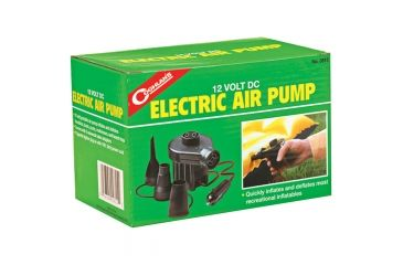 Coghlans 12v Dc Electric Air Pump 0815