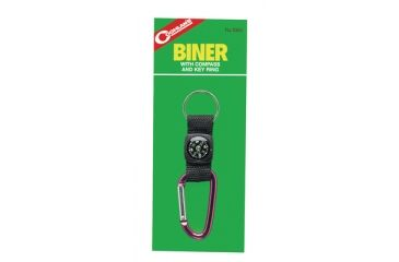 Coghlans Biner With Compass And Key Ring 0365