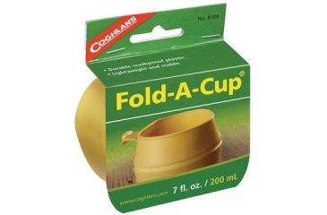Coghlans Fold-A-Cup Hold 7 Ounces