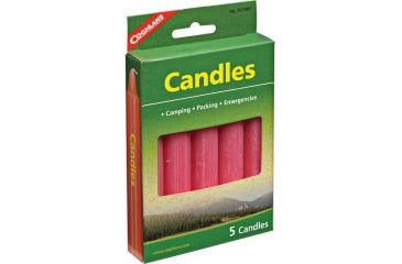 Coghlans Pink Lady Candles Bulk 7615