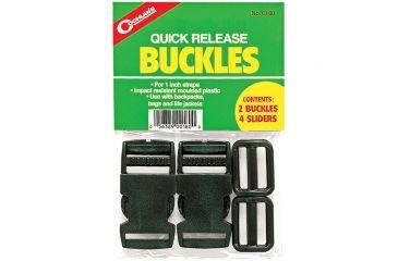 Coghlans Quick Release Buckles 1'' 0180