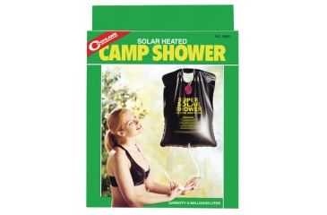 Coghlans Solar Heated Camp Shower 9965
