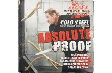 Cold Steel Aboslute Proof DVD CSDVD2