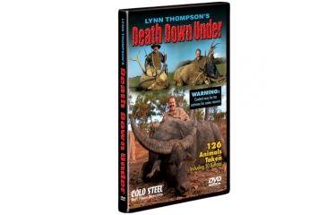 Cold Steel Death Down Under DVD VDDU