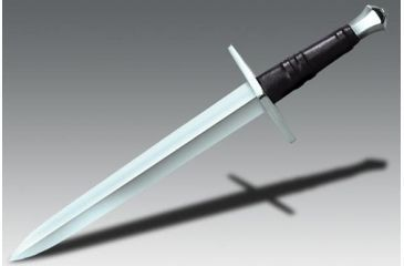 Cold Steel Hand and A Half Dagger, Leather/Wood Scabbard 88HNHD