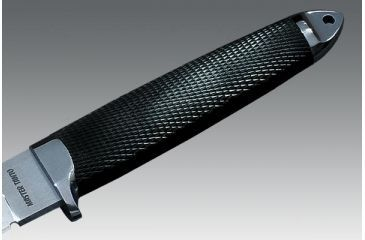 Cold Steel Master Tanto, Kraton Handle, Plain, Leather Sheath 13BN