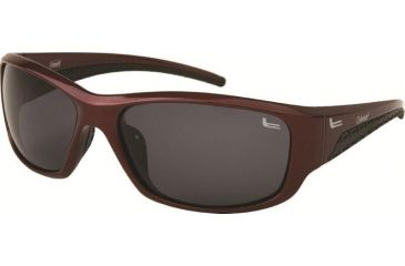 Coleman 6017 Progressive Prescription Sunglasses - Burgundy Frame CC1 6017-C1PROG