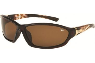 Coleman 6018 Polarized Sunglasses - Brown Frame, Brown Lenses CC1 6018-C2
