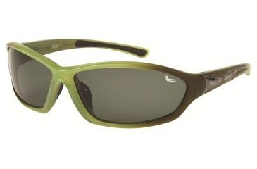 Coleman 6018 Polarized Sunglasses - Green Frame, Smoke Lenses CC1 6018-C3