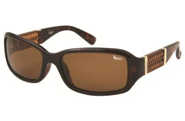 Coleman 6021 Polarized Sunglasses - Brown Frame, Brown Lenses CC1 6021-C2