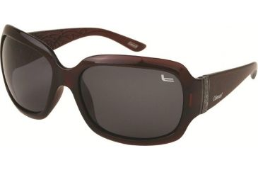 Coleman 6024 Progressive Prescription Sunglasses - Burgundy  Frame CC1 6024-C3PROG