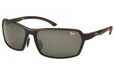 Coleman 6512 Polarized Sunglasses - Black Frame, Smoke Lenses CC2 6512-C1