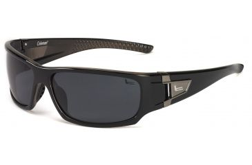 Coleman Grizzly Sunglasses - Black Frame and Smoke Lens 842749030746
