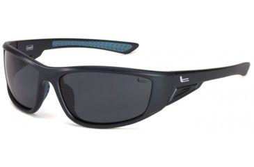 Coleman Highlander Sunglasses - Blue Frame and Smoke Lens 842749030616