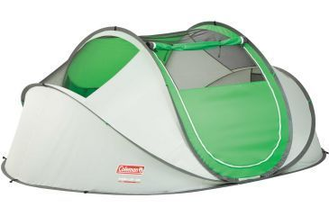 Coleman Pop Up Tent Up To 14 Off 4 3 Star Rating W